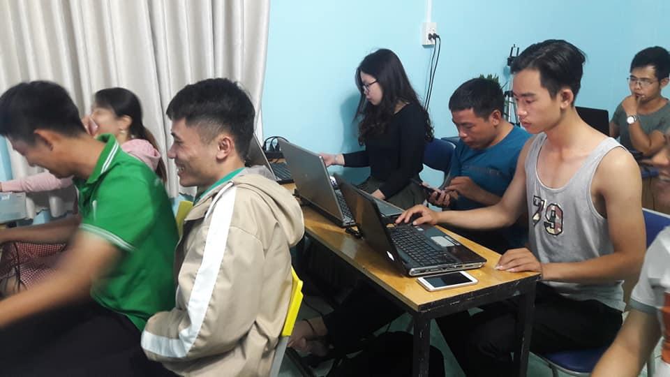 học viên marketing online k145